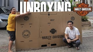 Video ARIEF MUHAMMAD UNBOXING HARLEY MP3, 3GP, MP4, WEBM, AVI, FLV Juli 2019