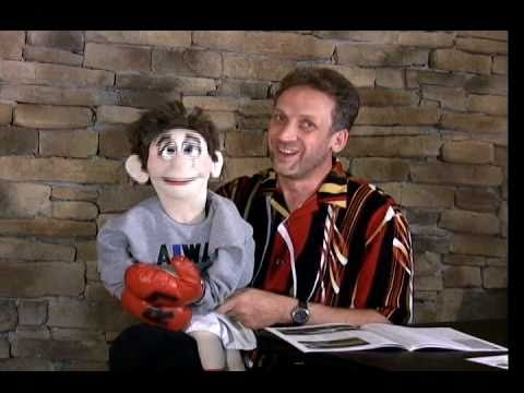 Ventriloquist Ken Groves & George