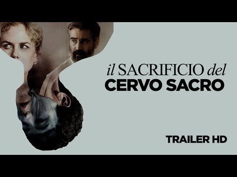 Preview Trailer Il Sacrificio del cervo sacro, trailer italiano ufficiale