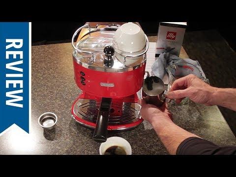 DeLonghi ECO310 Icona Semi-Automatic Espresso Machine