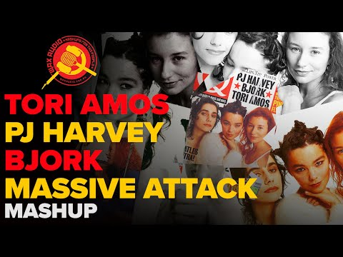 Tori Amos, PJ Harvey, Björk & Massive At
