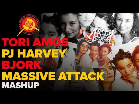 Tori Amos, PJ Harvey, Björk & Massive At