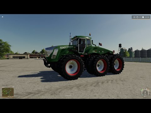 Fendt Trisix update v2.1