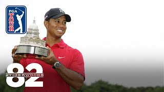 Tiger Woods wins 2009 AT&T National | Chasing 82 by PGA TOUR