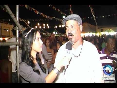 Entrevista com Regi Pintor na Feira Agricultura Familiar de Nova Redenção - BA - TV Piemonte