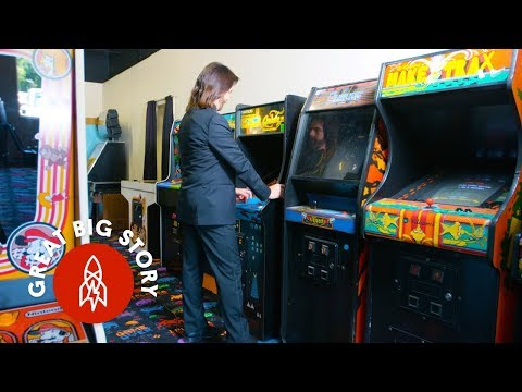 Meet the Man Who Beat PacMan