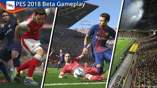 Why Konami is on the right track with PES 2018