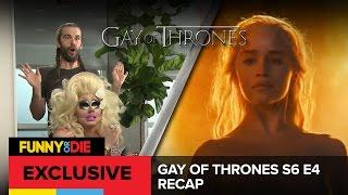 Nonton Thrust Of The Stranger   Gay Of Thrones S6 E4 Recap Film Subtitle Indonesia Streaming Movie Download