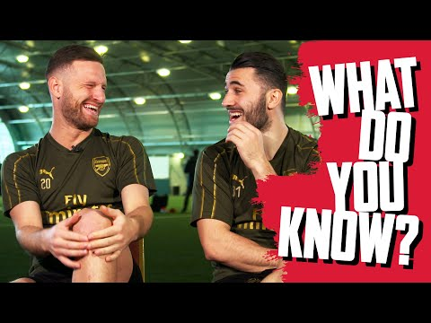 CAN YOU NAME BUNDESLIGA GOLDEN BOOT WINNERS? | Shkodran Mustafi V Sead Kolasinac | What Do You Know?