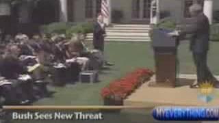 Bush Vs. Zombies