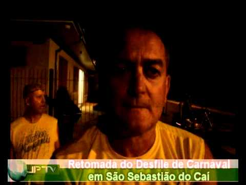 Carnaval 2011 em São Sebastião do Caí