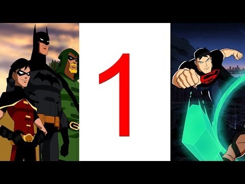 Young Justice : Legacy Wii U