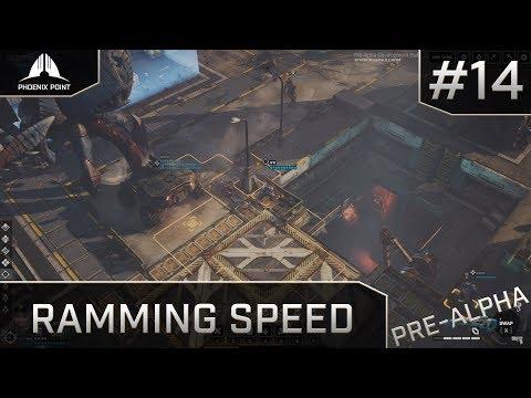 Phoenix Point - Pre Alpha Backer Build - Phoenix Point Gameplay - 14 (видео)