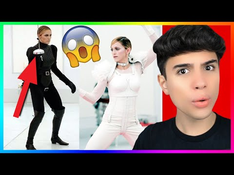 Madonna - Die Another Day (Official Music Video) REACTION