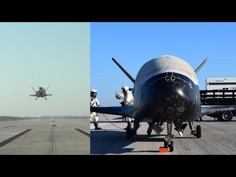 (VIDEO) Tajna američke letelice: Šta je vojska radila 700 dana u svemiru  data-original=