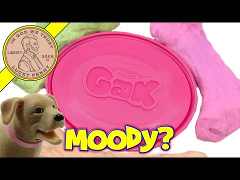 gak - GAK Time! LPS-Dave and Butch have a blast creating a new color by mixing two mood GAK's together! Watch and see. Buy Here ▷ http://luckypennyshop.com/nickelo...