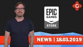 Epic Games: Launcher liest Daten aus! Sekiro: Neuer Gameplay Overview   GW-NEWS
