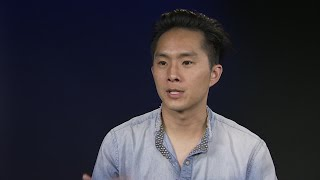 "Actor-turned-director Justin Chon brings his Korean-American perspective to the 1992 Los Angeles riots through his black-and-white indie ""Gook."" Chon was 11 when the riots happened and his father went to defend his Southern California shoe store. (Aug. 18)Subscribe for more Arts and Entertainment News: http://smarturl.it/AssociatedPress
