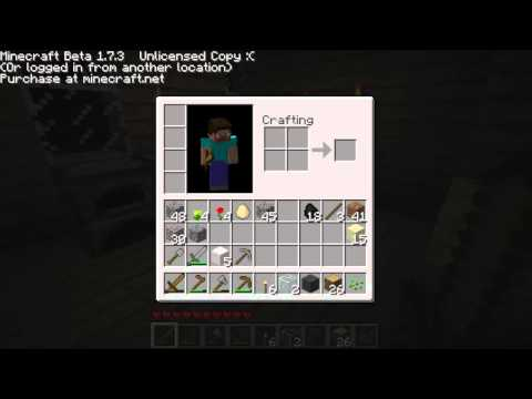 Crear cama minecraft videos videos relacionados con for Cama minecraft