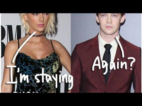 Taylor Swift Has Practically 'Moved In' With Boyfriend Joe Alwyn!