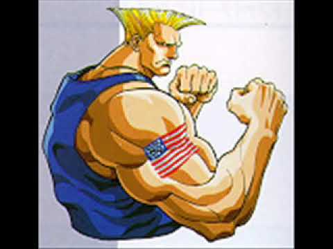 Guile - Guile Theme from SNES.
