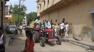 Alsisar India  City new picture : Alsisar recorridendo sus Havelis, INDIA del Rajastán, en HD
