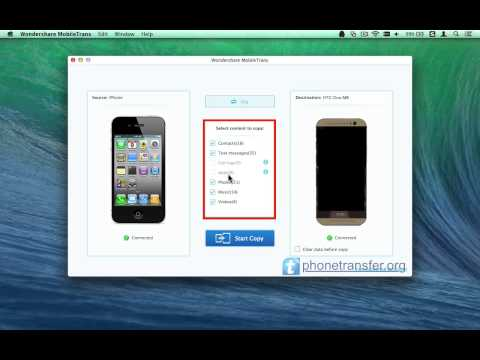 how to htc sync on mac