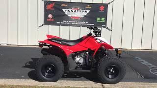 4. 2019 Honda TRX90X