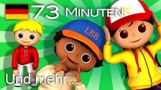 Die besten Videos für Kleinkinder und Babys auf YouTube - mit wunderschönen, farbenfrohen 3D Animationen in HD! © El Bebe Productions Limited Spielzeug: ...