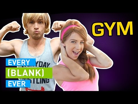EVERY GYM EVER (видео)