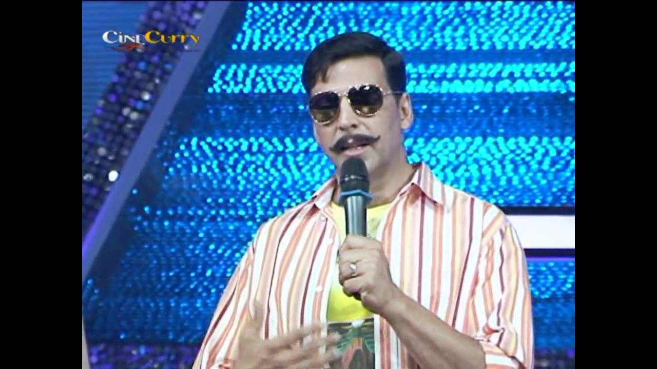 Rowdy Rathore Film Promotion On Sets of Dance India Dance Tv Show