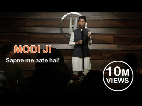 Video Modi Ji Sapne me aate hai -1 | Shyam Rangeela | New Comedy 2018 download in MP3, 3GP, MP4, WEBM, AVI, FLV January 2017