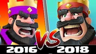 Nonton Playing Clash Royale In 2016 Vs 2018   Old Versus New   What Has Changed  Clash Royale Beta Film Subtitle Indonesia Streaming Movie Download
