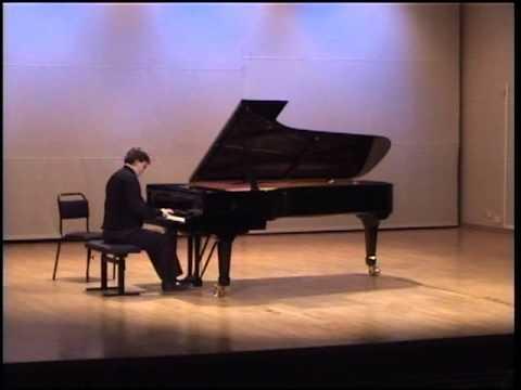 Johann Sebastian Bach - Alexander Siloti: Air - Risto-Matti Marin, piano