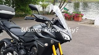 10. Why I chose the Yamaha MT-09 Tracer 900 FJ-09 Owner Review