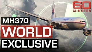 Video Exclusive access to MH370 wreckage the world has never seen | 60 Minutes Australia MP3, 3GP, MP4, WEBM, AVI, FLV April 2019