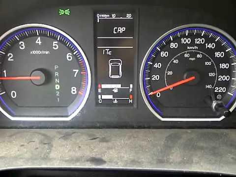 Honda cr v fuel cap check фотка