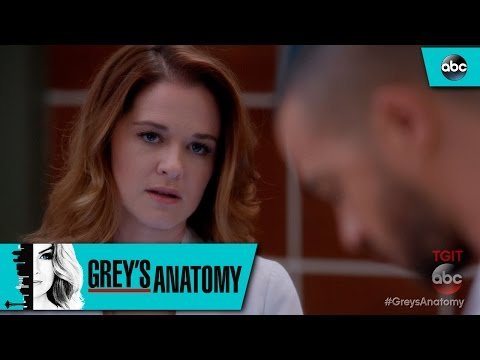 Jackson Accuses April of Job Stealing - Grey's Anatomy 13x14