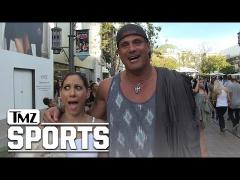Jose Canseco Threatens Daughter's BF, Treat Her Right or I'll Shoot You   TMZ Sports