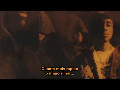 2Pac - Young Black Male [Legendado]