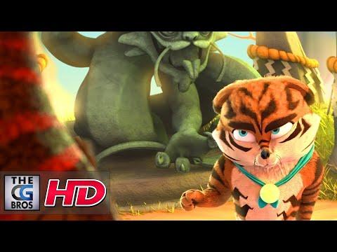 """CGI 3D Animated Short: """"The Novice""""  - by Courtney Scriven & Alejandra Alvarez"""