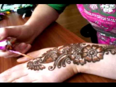 Henna Mehndi For Eid 2011