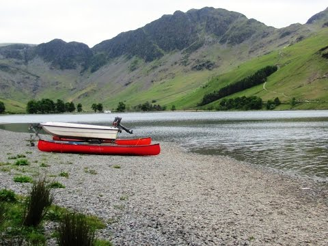 Buttermere Lake from Buttermere round | cumbria  Walks