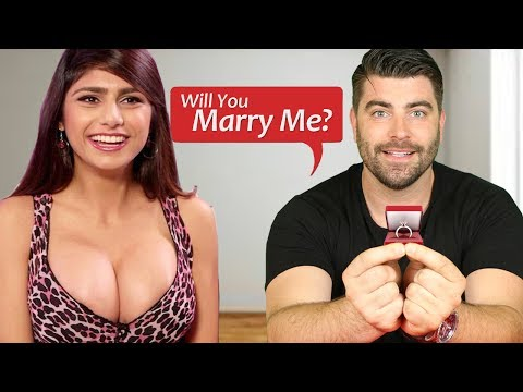 MIA KHALIFA - Will You Marry Me ? ( NOT CLICKBAIT )