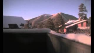 Time-Lapse of Mount Elden in Flagstaff, AZ - 1/12/2016