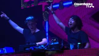 Mightyfools - Live @ Creamfields 2014