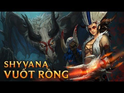Shyvana Vuốt Rồng - Boneclaw Shyvana