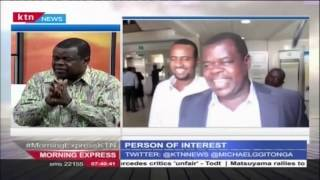 Person of Interest 9th February 2016 [Part 3] Okiya Omutata on Eurobond saga