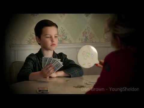 Young Sheldon: play poker with Meemaw
