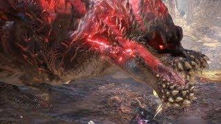 Monster Hunter World: Iceborne - Savage Deviljho (Solo / Longsword)